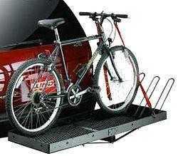 Bike Rack Attachment For Cargo Carrier Bike Trailer Bike Rack Bike