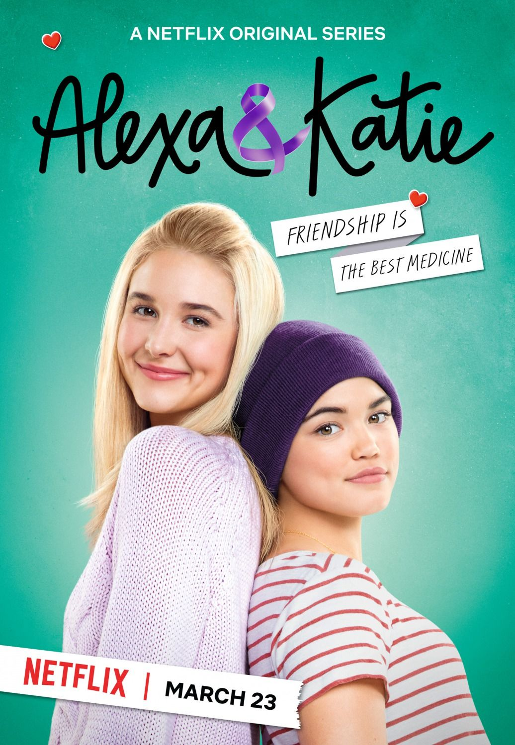 Return to the main poster page for Alexa & Katie | Netflix filmes ...