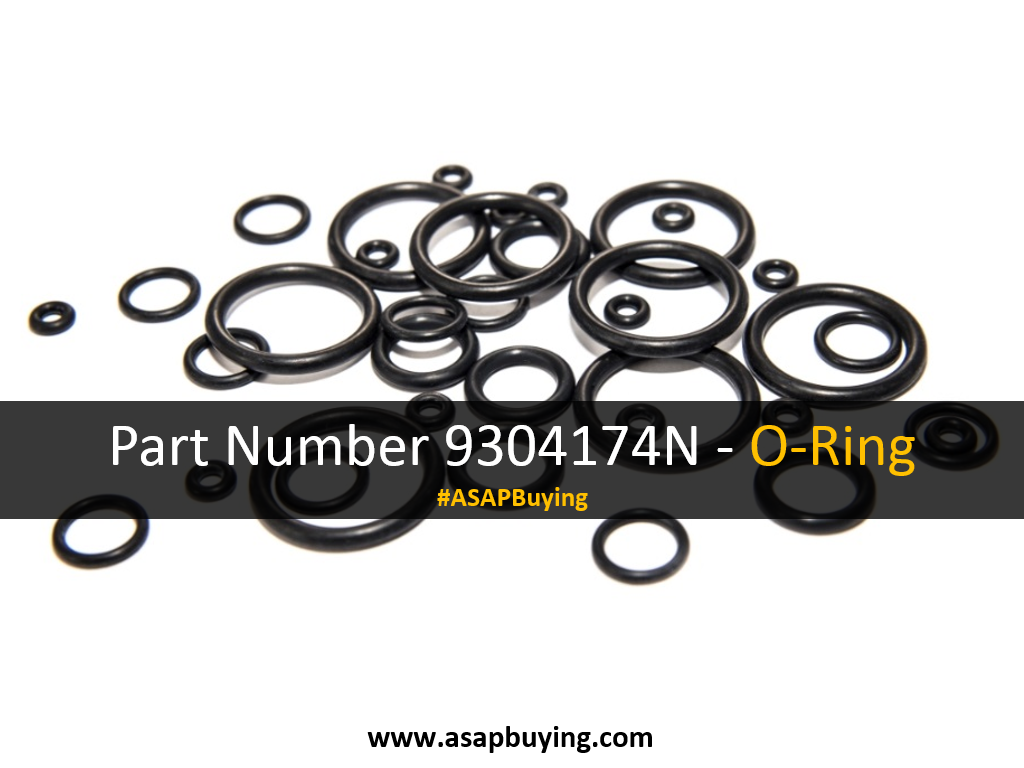 Submit A Quick Quote For Part Number 9304174n O Ring Under Fsc 5331 With Nsn 5331 01 316 1487 By Boschrexrothcorporation Asa Bosch Quick Quotes O Ring