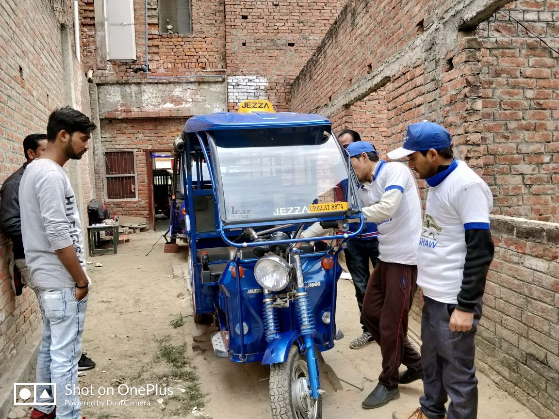 Battery E Rickshaw Dealership E Rickshaw Posts Electric Cars