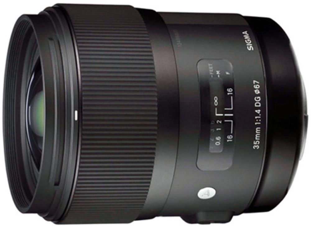 Sigma 35mm F 1 4 Dg Hsm A1 Lens For Canon Canon Lenses For Portraits Best Canon Lenses Best Canon Lens For Portraits