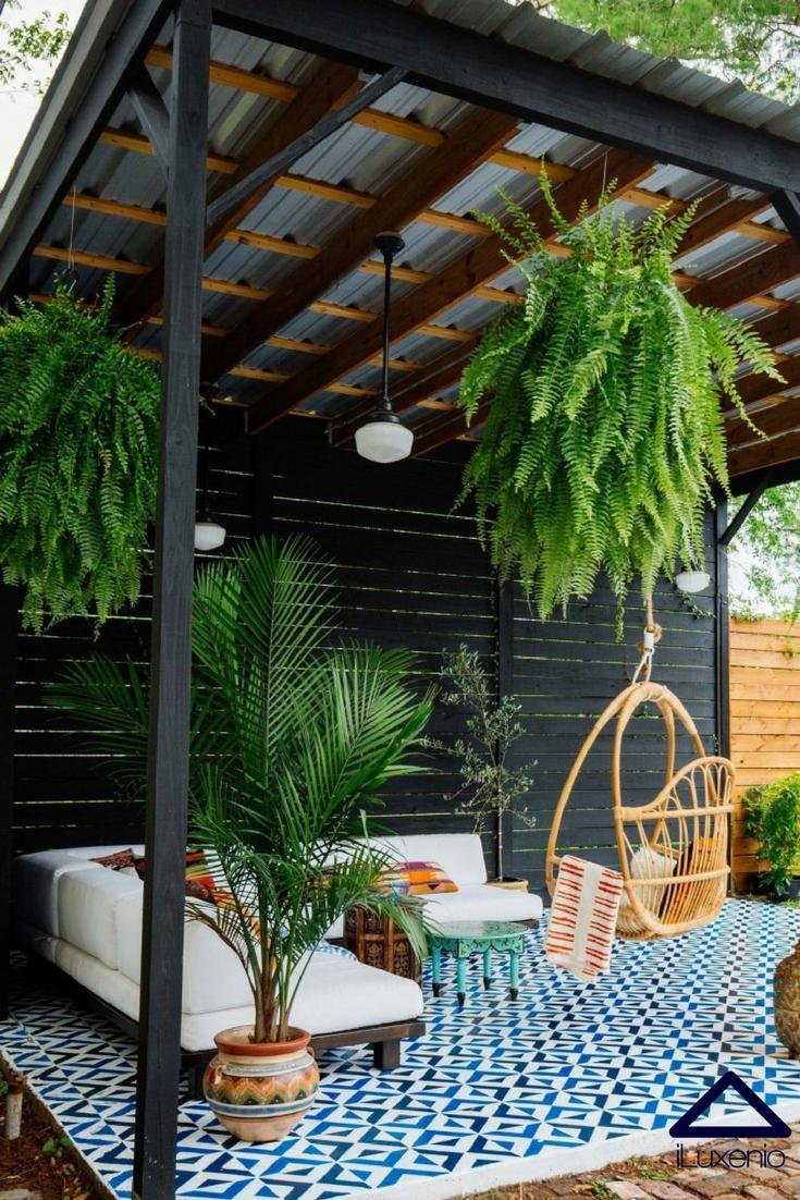 Patios Exclusivos Y Terrazas Exclusivas Para Villas De Lujo