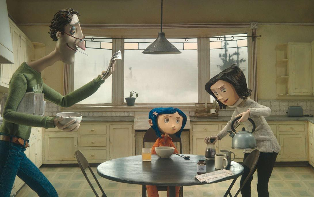 Image result for coraline dad