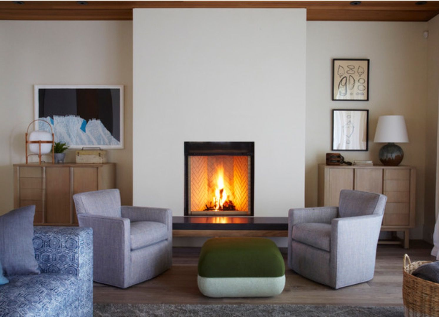 Rumford Fireplace. High efficiency and low emission ... on Fireplace Casual Living id=51541