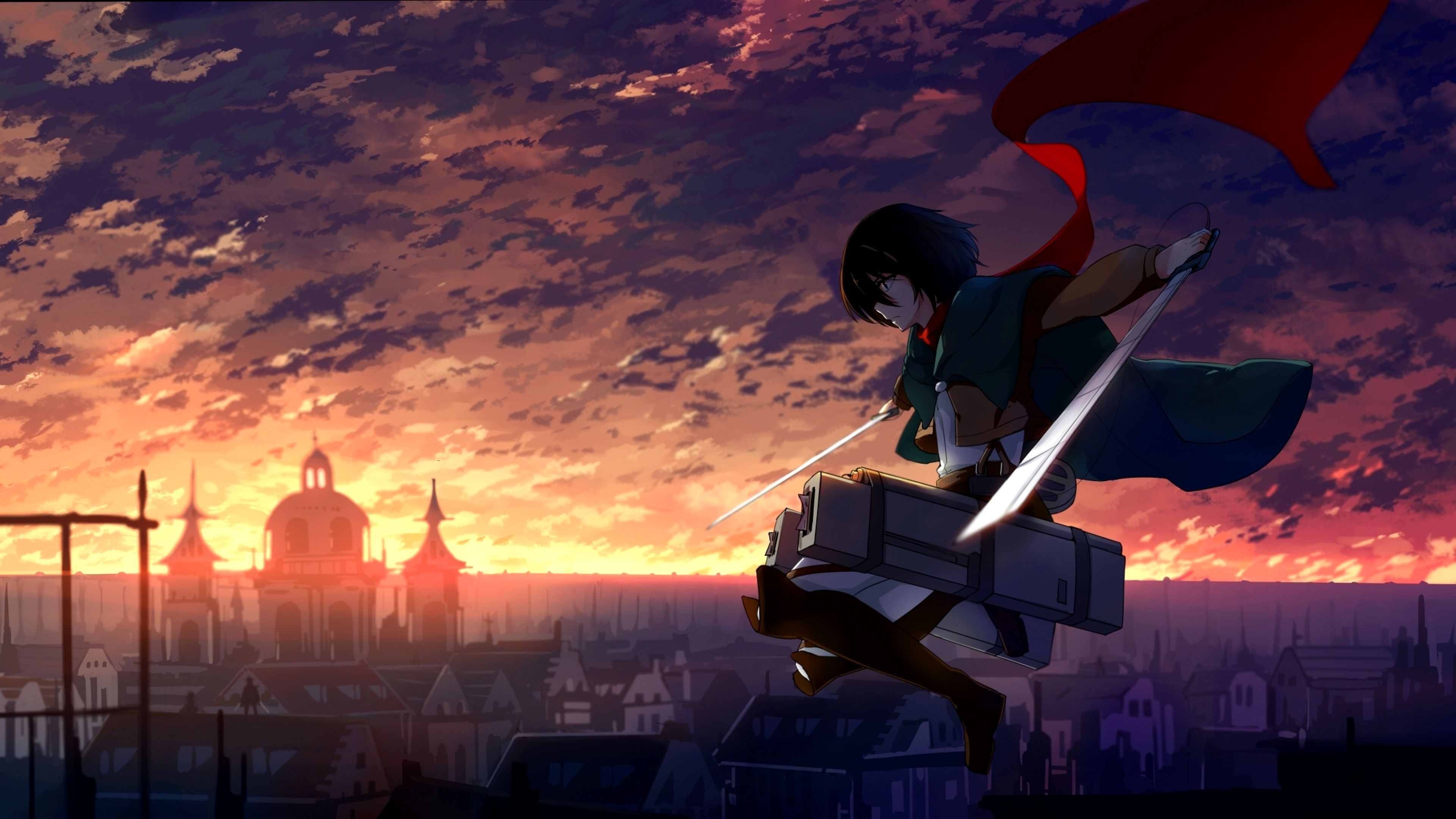 Shingeki No Kyojin Wallpaper 4k Pc Trick En 2020 1366x768 Wallpaper Pantalla De Pc Fondo De Pantalla De Anime