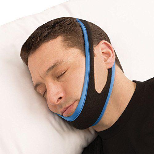 Bedtime Anti Snore, Sleep Apnea, Chin Strap This specially-designed