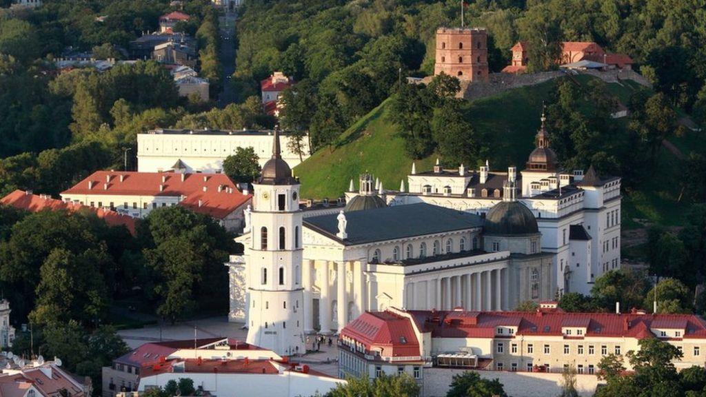 Lithuania tourism advert used fake photos Lithuania