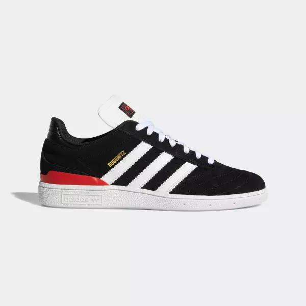 Busenitz Pro Shoes Black Mens | Adidas busenitz, Adidas