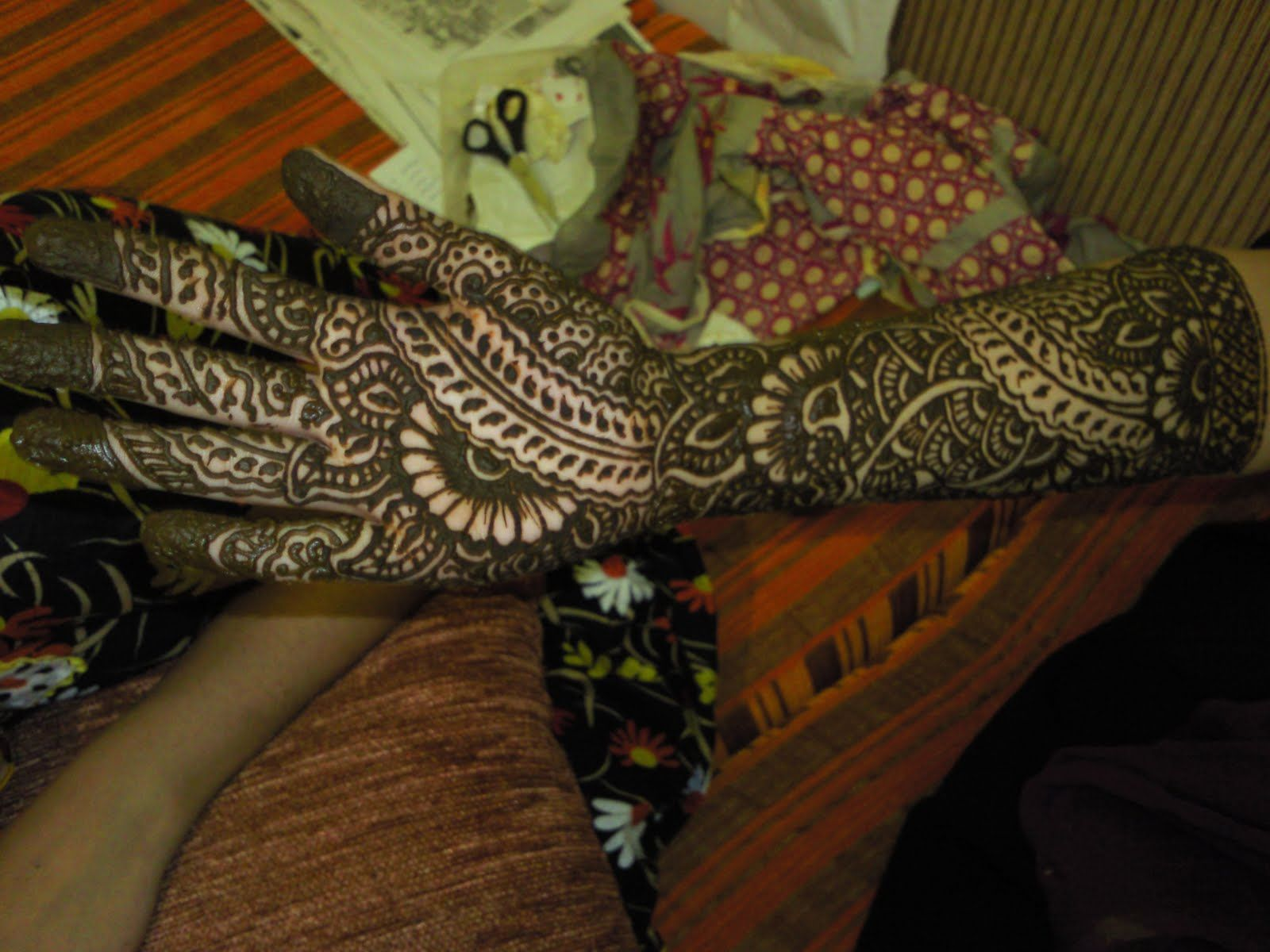 Attractive dulhan henna mehndi design for full hand - 1000 Images About Heavy Dulhan Mehndi On Pinterest Mehndi Bridal Mehndi And Mehandi Designs