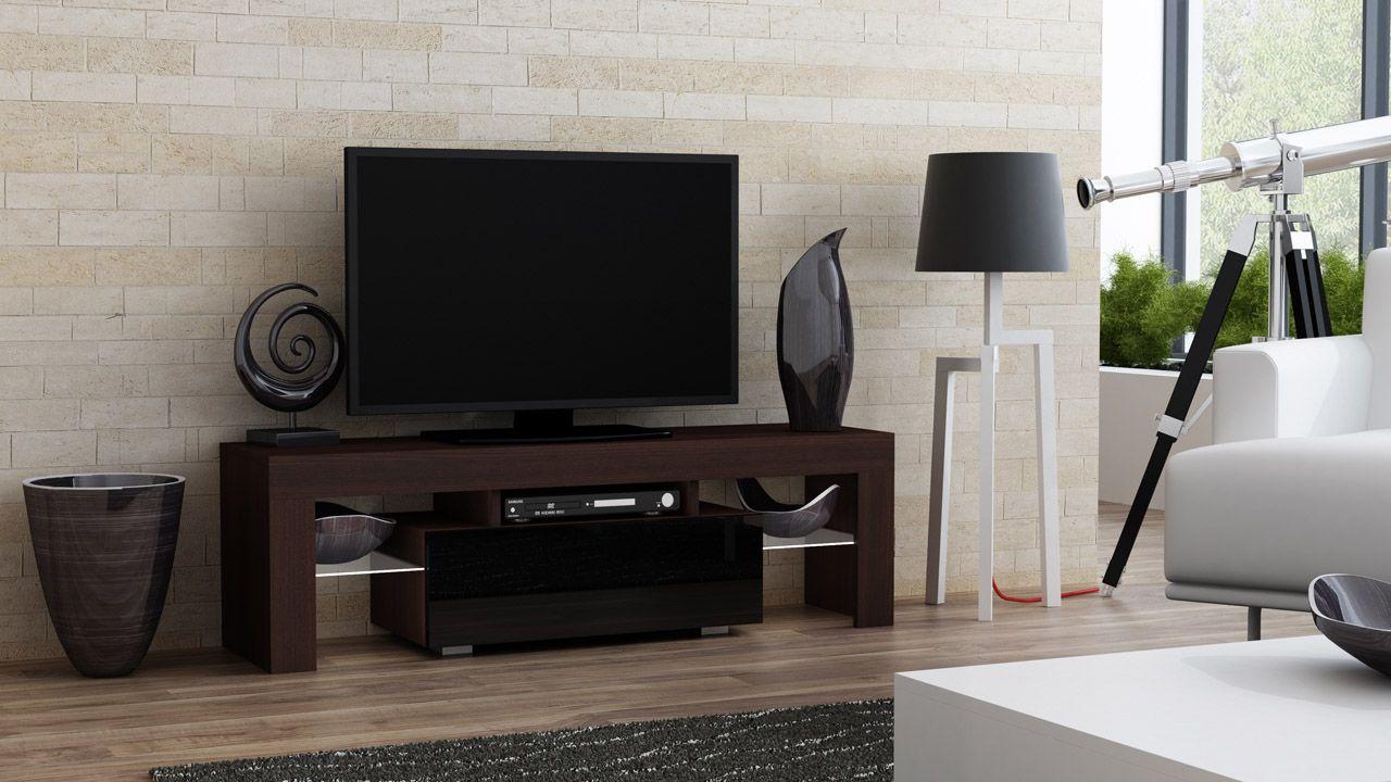 Meuble Tv Moderne Meubles Tv Design Meuble De T L Vision  # Meuble Tv Chevalet