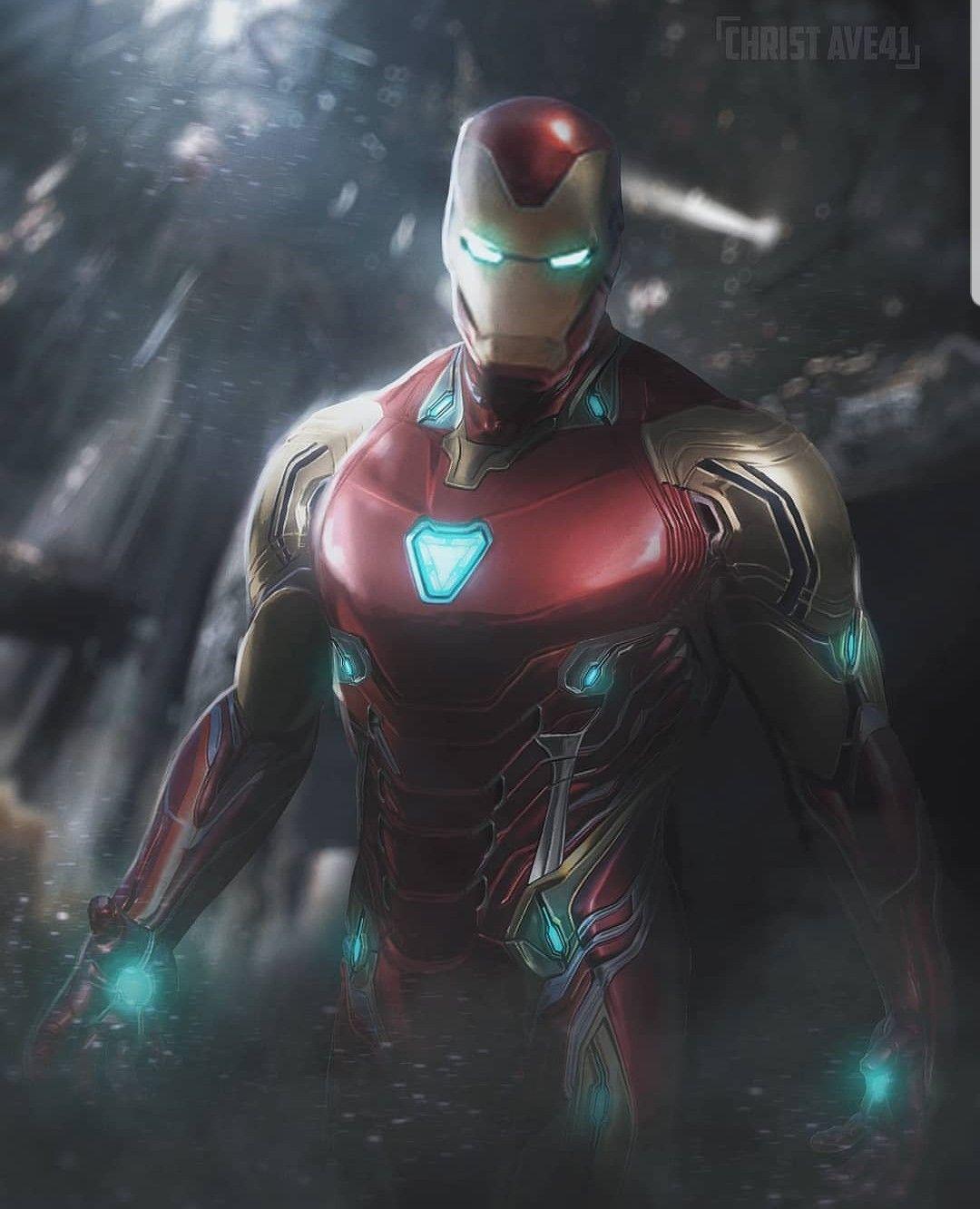 Iron Man Mark 85 Iron Man Armor Iron Man Avengers Iron Man
