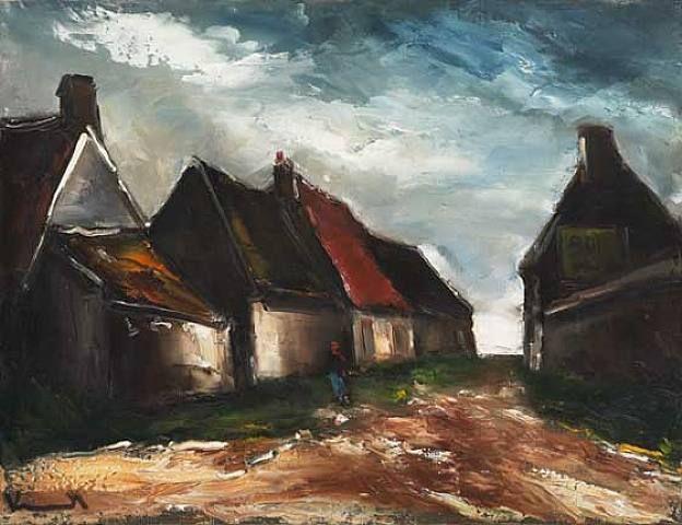 Maurice de Vlaminck (French, 1876–1958).