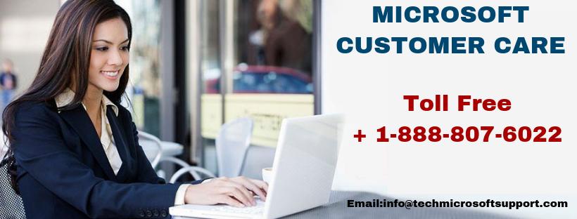 Dial Microsoft Customer Care Number +18002070114
