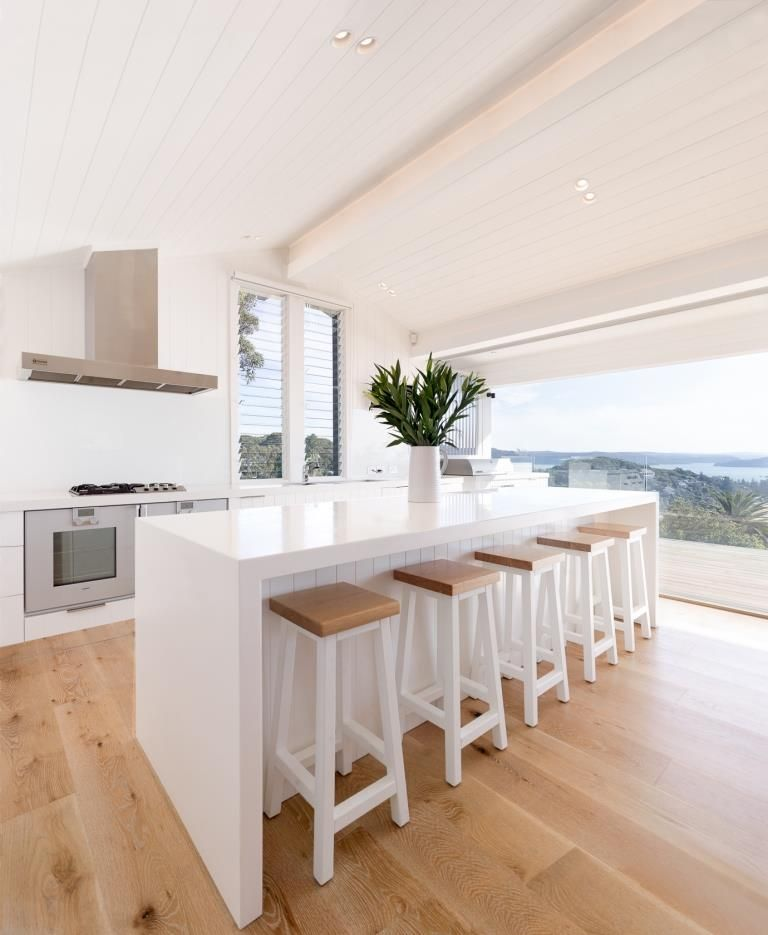 Kitchen Furniture Australia: Palm Beach House, Sydney, Australia