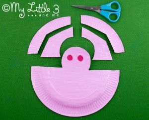 Make A Paper Plate Pig Mask - Kids Craft Room  sc 1 st  Pinterest & Make A Paper Plate Pig Mask | Pig mask Animal masks and Project ideas