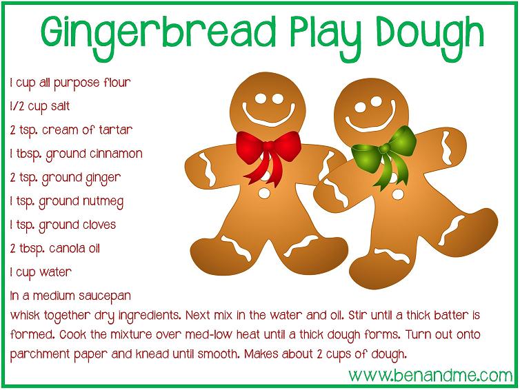 how to make easy healthy gingerbread man cookies