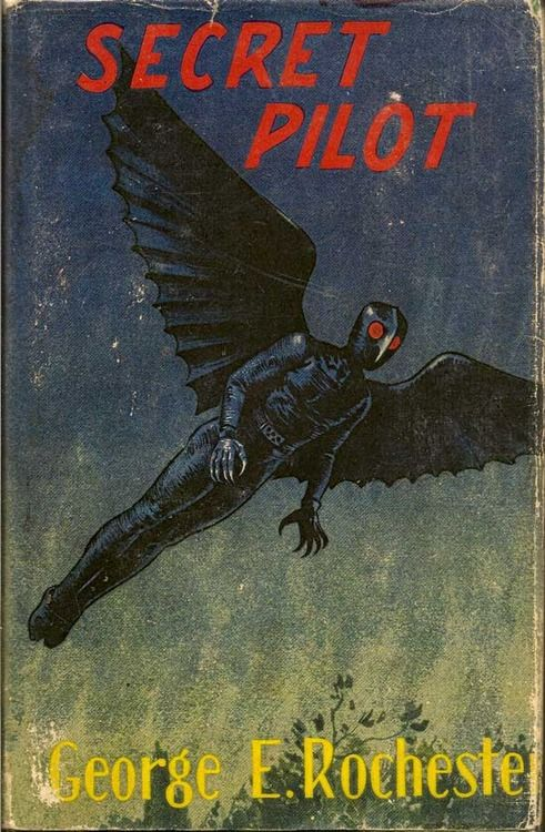 """""""In the sequel to Black Wing we rejoin Volka, now a cadet with the Royal Air Force, as he is asked to don again his secret flying suit on a mission to track down an eminent atom scientist who has been kidnapped."""""""