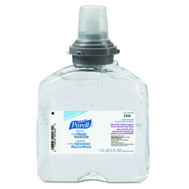 Gojo 40 6 Oz Unscented Hand Sanitizer Gel 5456 04 In 2019 Hand
