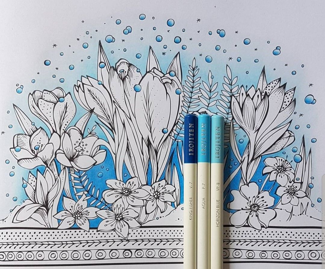 Irojiten Pencils