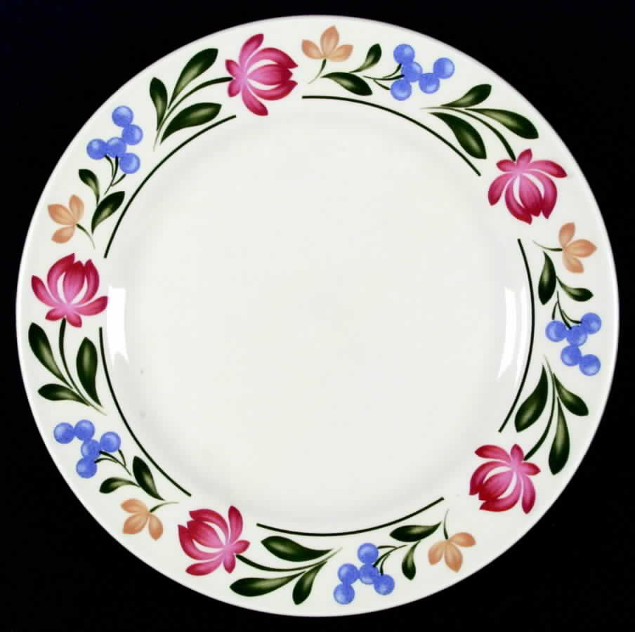 Dorchester Dinner Plate By Farberware Replacements Ltd