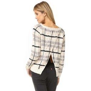 Chaser Open Cross Back Sweater