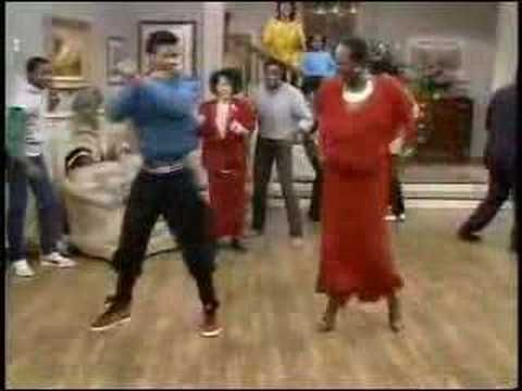The Cosby Show S1 Ep16 Jitterbug Break The Cosby Show Bill