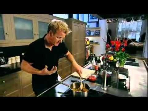 Cookalong Live | How To Make Bolognaise | Gordon Ramsay on ...