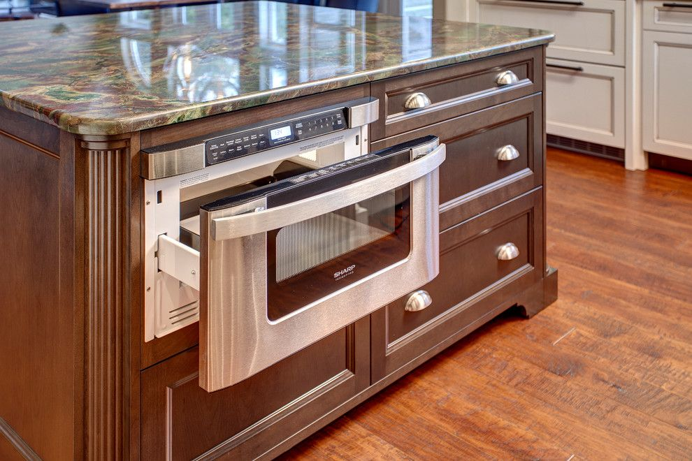 Kitchen Designers Seattle Awesome Find Any Cool Microwave Drawer Technique Seattle Traditional Design Ideas
