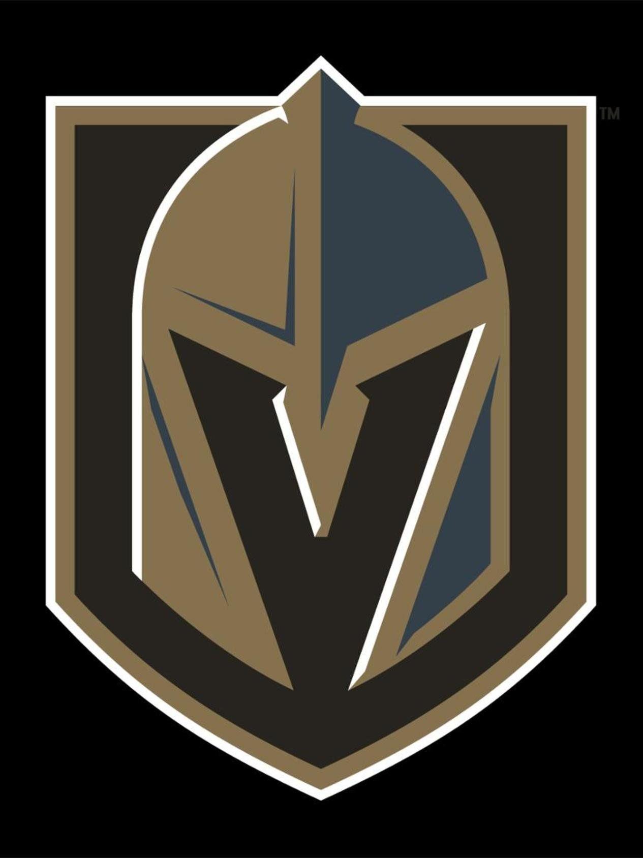 Vegas Golden Knights N H L S New Team Take Their Place On The Strip Golden Knights Logo Vegas Golden Knights Logo Golden Knights Hockey