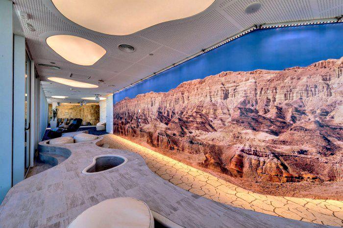 De 8 meest spectaculaire Google kantoren ter wereld: Tel Aviv http://www.kantoorruimtevinden.nl/blog/de-8-meest-spectaculaire-google-kantoren-ter-wereld/