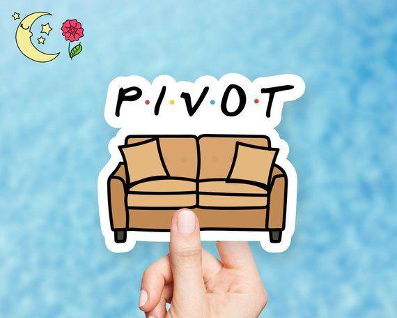 friends pivot snapchat