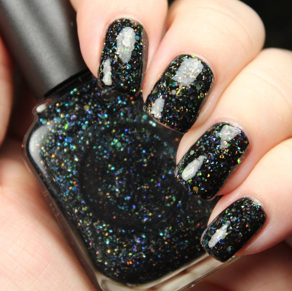 Mistress of the Darkness | Nail Polish collection: Moon Shine Mani ...