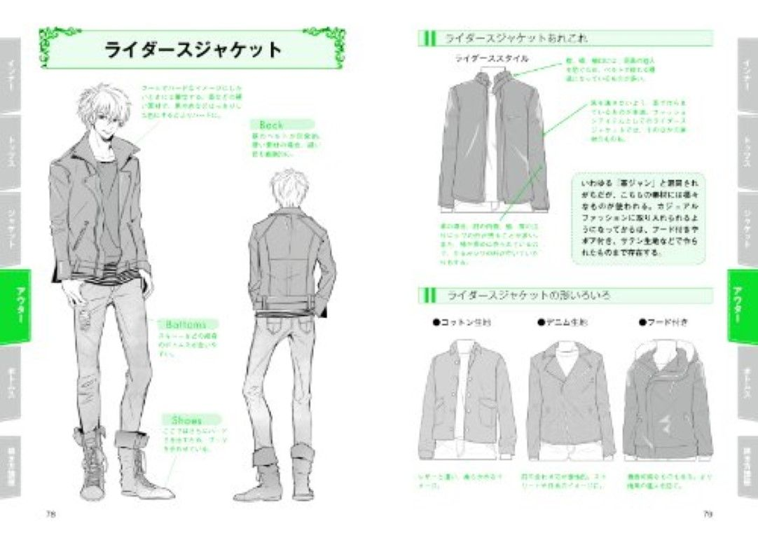 New How To Draw Manga Character Clothes Boy Casual Sketch Anime Japanese Book Manga Drawing Japanese Books Manga Characters