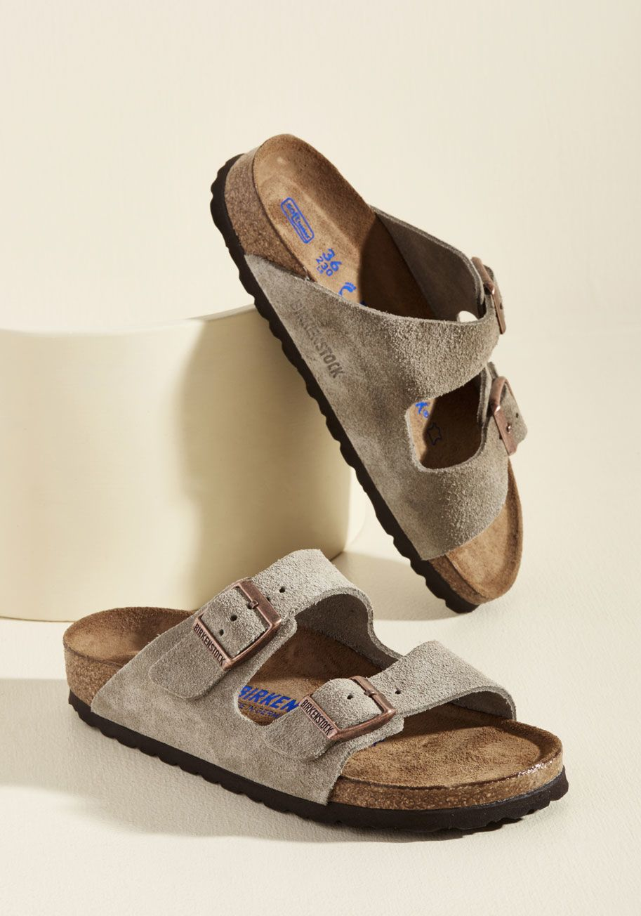 eae3492dfe70 Strappy Camper Sandal in Tan Suede - Narrow. Set up your tent ...