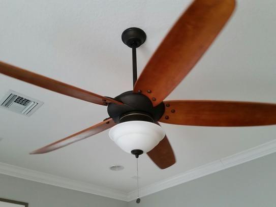 Hampton Bay 3-Light Universal Ceiling Fan Light Kit with Shatter Resistant  Bowl - Hampton Bay 3-Light Universal Ceiling Fan Light Kit With Shatter