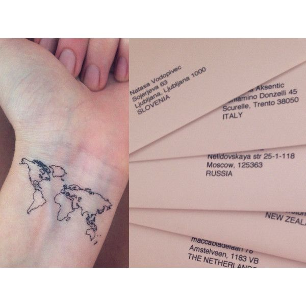 Temporary tattoo world map 085 liked on polyvore featuring temporary tattoo world map 085 liked on polyvore featuring accessories and body gumiabroncs Image collections