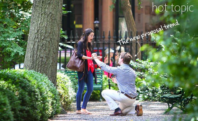Hidden Photographers Is A Hot New Proposal Trend