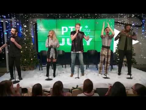 Pentatonix - Hark! The Herald Angels Sing | PTXmas In July ...