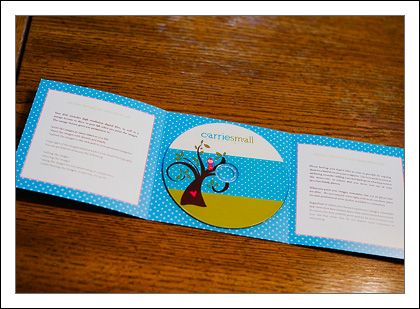 High Resolution CD/Case \u2013 CDs are printed from CPQ, enclosed in a