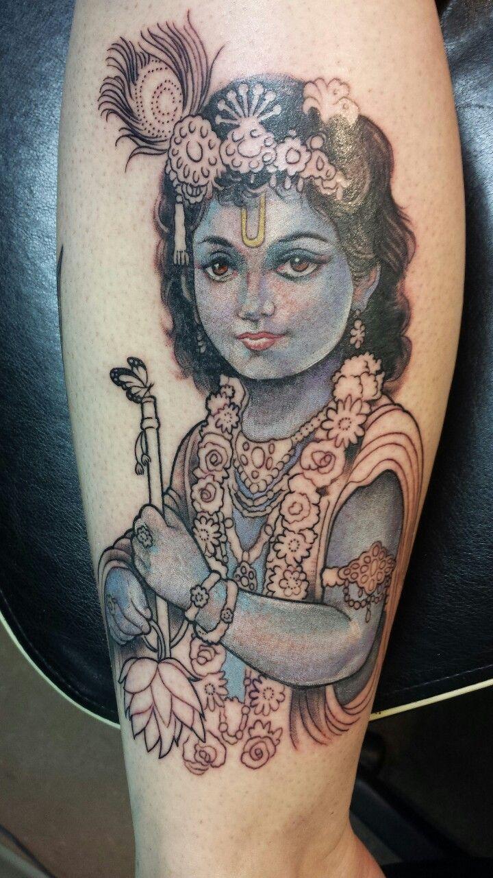 krishna tattoo tattoos pinterest krishna tattoo tattoo and mom tattoos. Black Bedroom Furniture Sets. Home Design Ideas