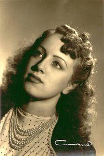 Rosita Fornes. Las actrices de España.