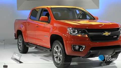 2017carsrevolution 2016 Chevy Colorado Changes Design