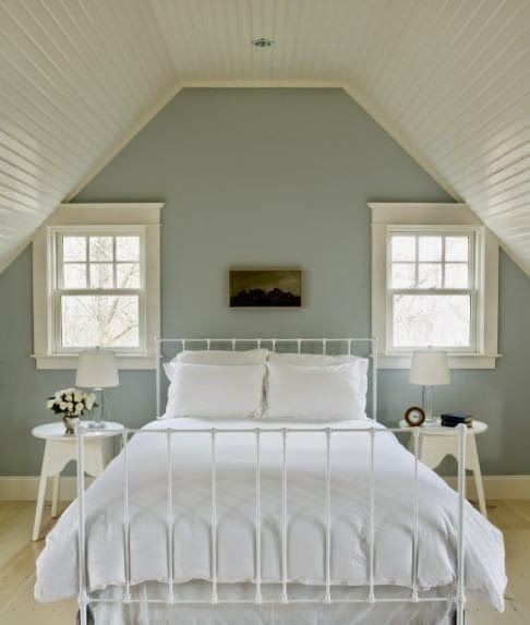 Benjamin Moore Silver Mist Bedroom Google Search
