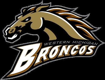 Printable Western Michigan Broncos Logo Western Michigan Broncos Logo Western Michigan University