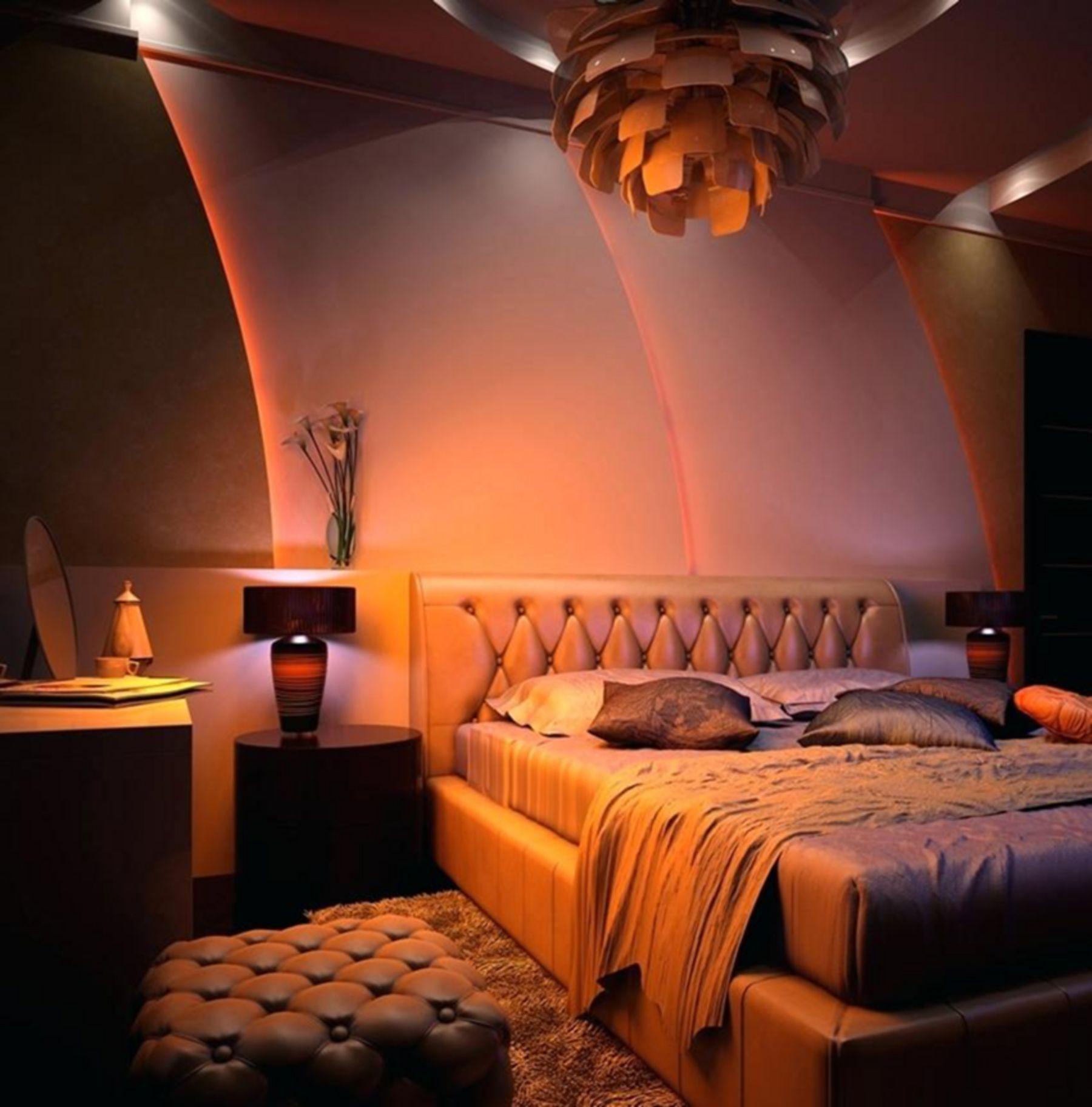 20 Romantic Bedroom Ideas: 20+ Lovely Romantic Bedroom Design Ideas For Feeling
