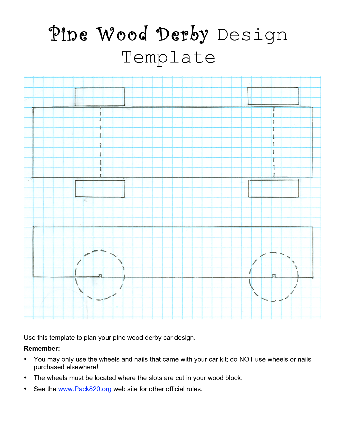 Image Result For Pinewood Derby Car Templates Printable  Pinewood