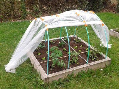 Comment faire un tunnel de jardin ?