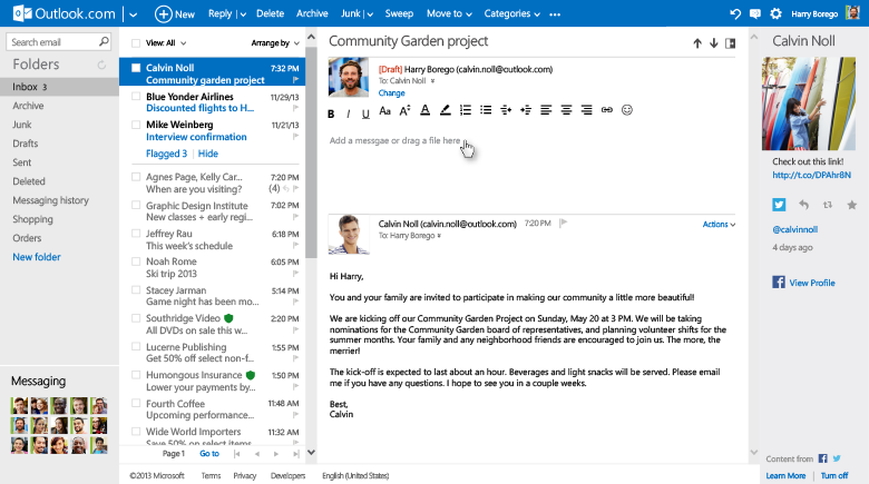 Outlook Gets Advanced Rules Inline Replies And More In Latest Update