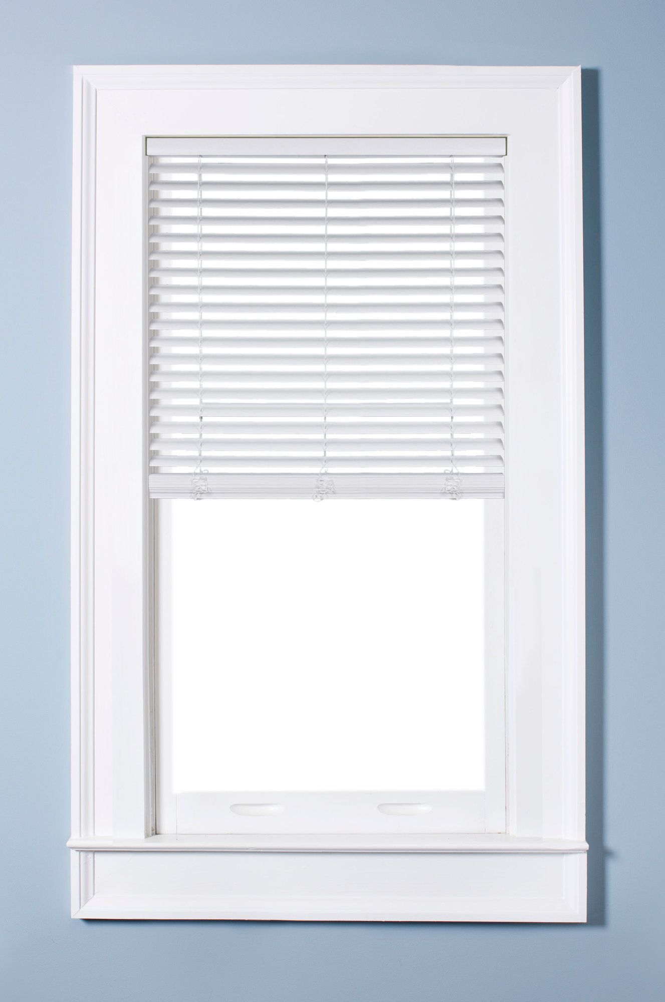 wood cordless venetian faux products pin blinds horizontal blind pinterest