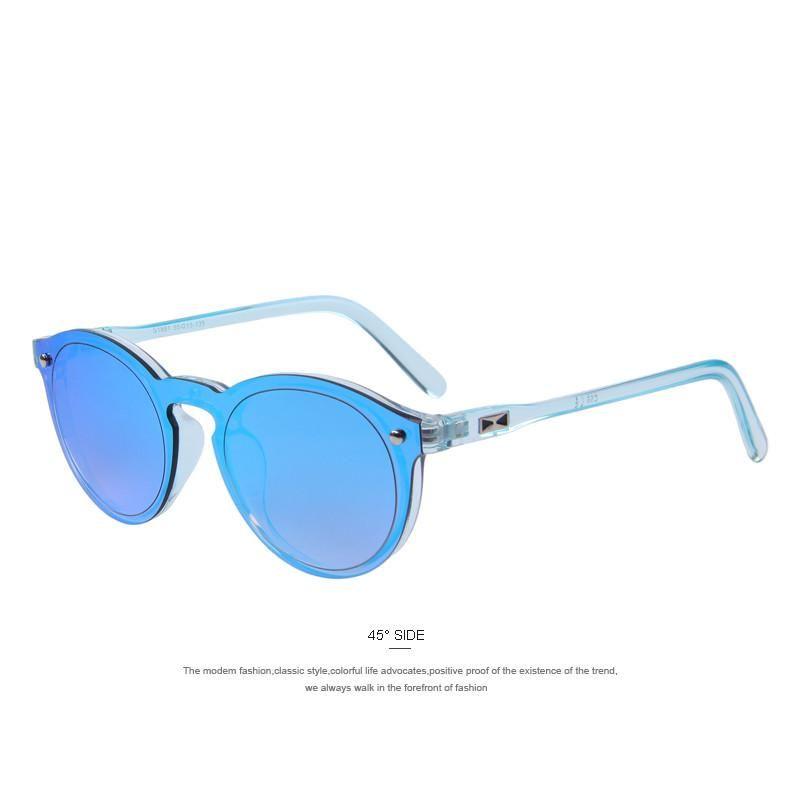 b1f24bc126b7e MERRY S Fashion Women Sunglasses Men Shades Luxury Brand Designer Sun  glasses Integrated Eyewear Candy Color UV400